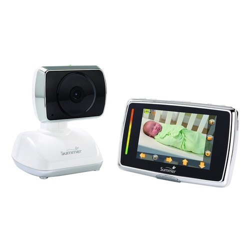 Summer Infant Touchscreen Digital Video Baby Monitor