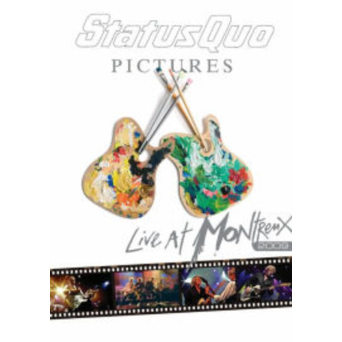 Status Quo: Pictures - Live at Montreux 2009