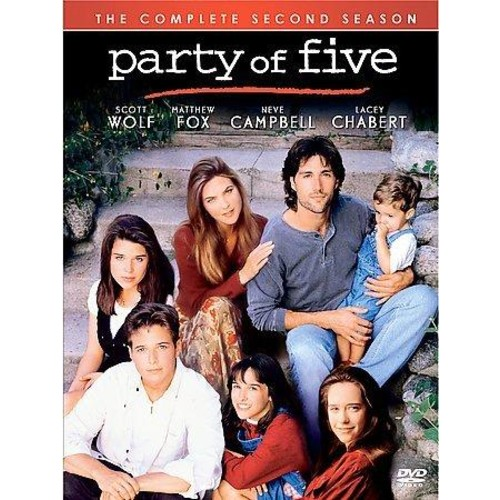 Party of Five: The Complete Second Season [5 Discs]