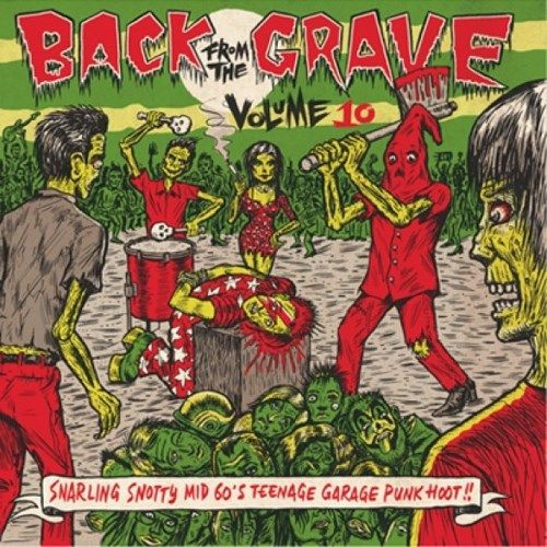 Back from the Grave, Vol. 10 [LP] - VINYL