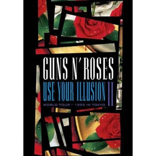 Guns N' Roses: Use Your Illusion II -World Tour 1992 in Tokyo