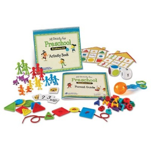 Learning Resources All Ready for Preschool Rediness Kit