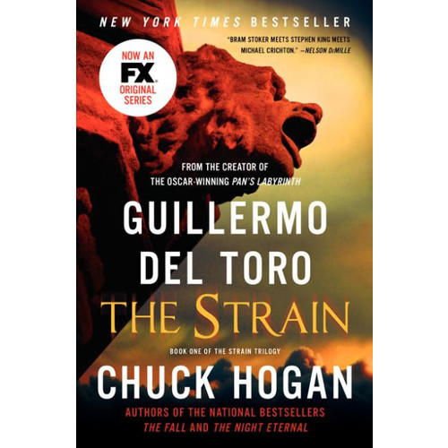 The Strain (Strain Trilogy #1)