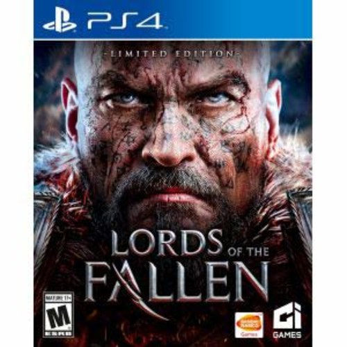 Lords Of The Fallen Day 1 - PlayStation 4