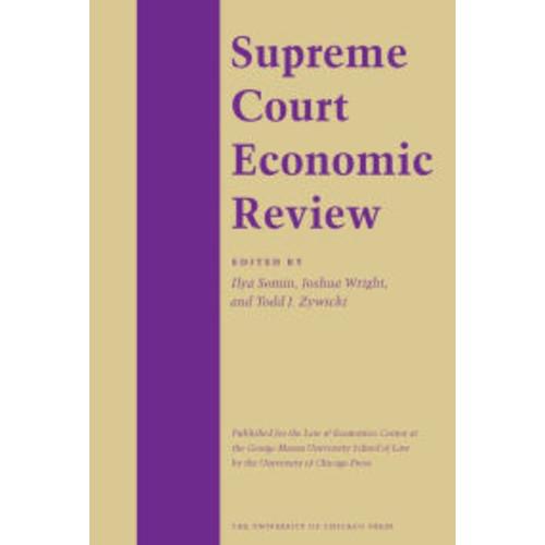 The Supreme Court Economic Review, Volume 17