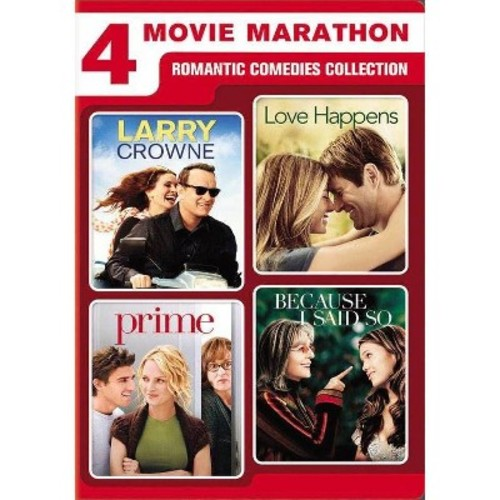 4-Movie Marathon: Romantic Comedies Collection [DVD]