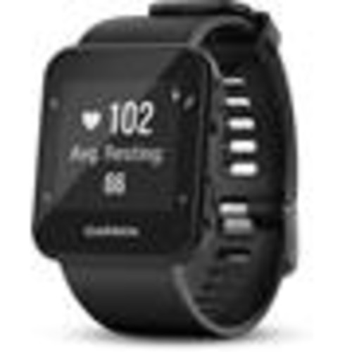 Garmin Forerunner 35 (Black) GPS running watch
