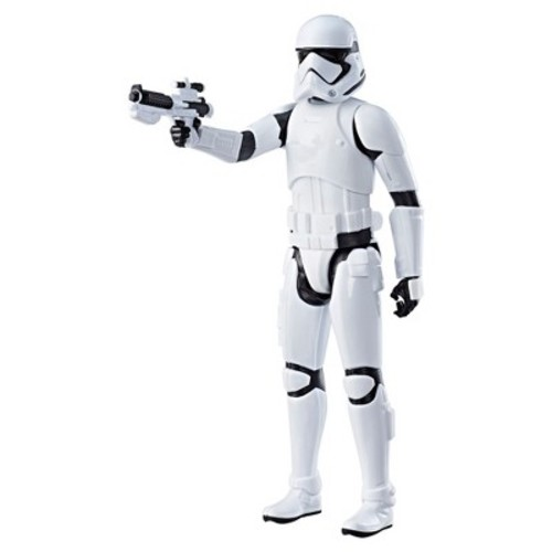 Star Wars: The Last Jedi First Order Stormtrooper Action Figure 12