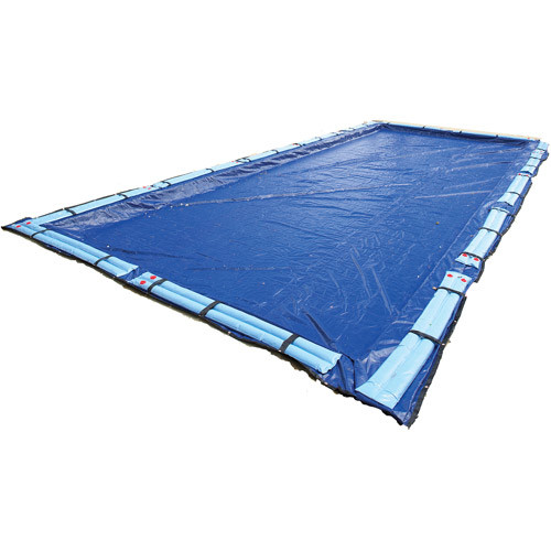 Blue Wave Gold 15-Year 20-ft x 44-ft Rectangular In Ground Pool Winter Cover [20 by 44-Feet]