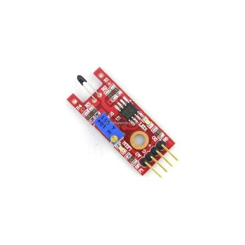 Smart Electronics 10x 4pin KEYES KY-028 Digital Temperature Thermistor Thermal Sensor Module Switch for Arduino DIY Starter Kit