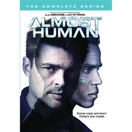 Almost Human: The Complete Series [DVD]