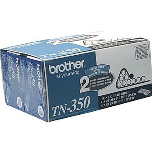 Brother Genuine TN3502PK Black Original Laser Toner Cartridges Multi-pack (2 cart per pack)