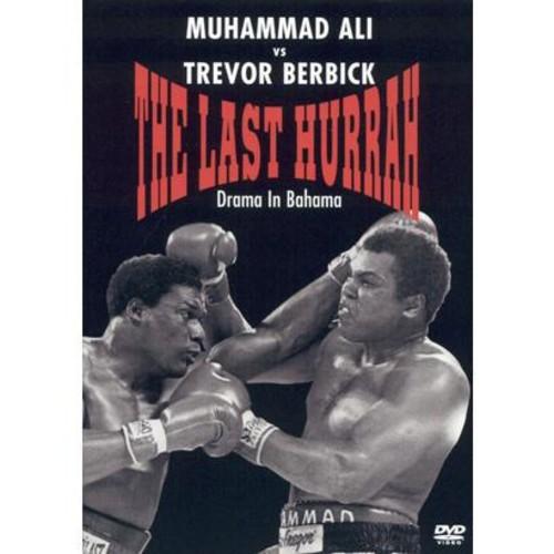 Muhammad Ali vs. Trevor Berbic-Last Hurrah-Drama in Bahama