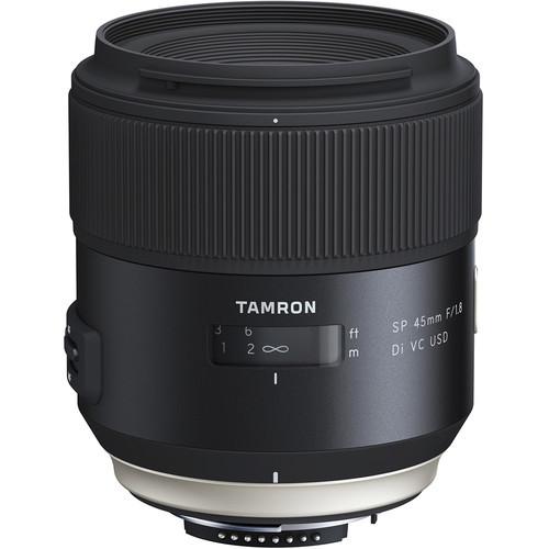 SP 45mm f/1.8 Di VC USD Lens for Nikon F