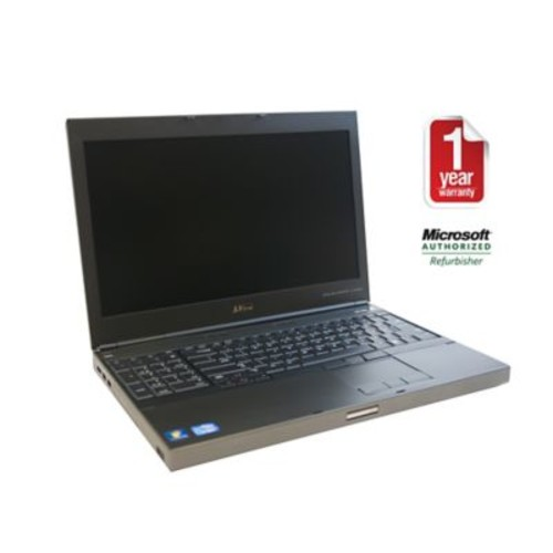 Refurb Dell M4600, 15.6
