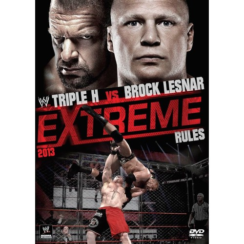WWE: Extreme Rules 2013 [DVD] [2013]