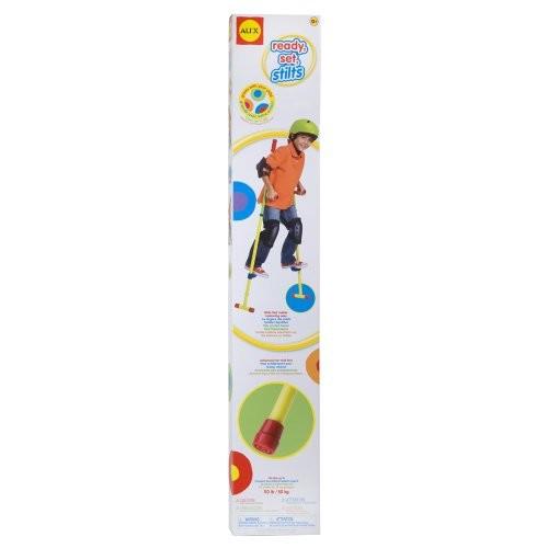 ALEX Toys Active Play Ready Set Stilts