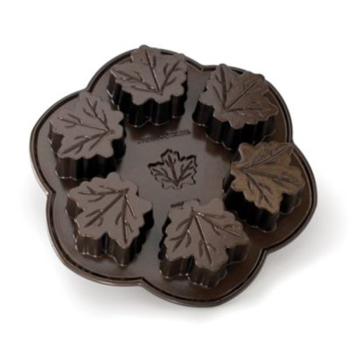 Nordic Ware Maple Leaf Nonstick Pan
