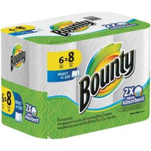 Procter and Gamble 95045 6roll Select Paper Towel