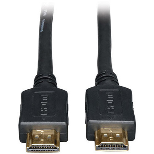 Tripp Lite High Speed HDMI Cable, Ultra HD 4K x 2K, Digital Video with Audio