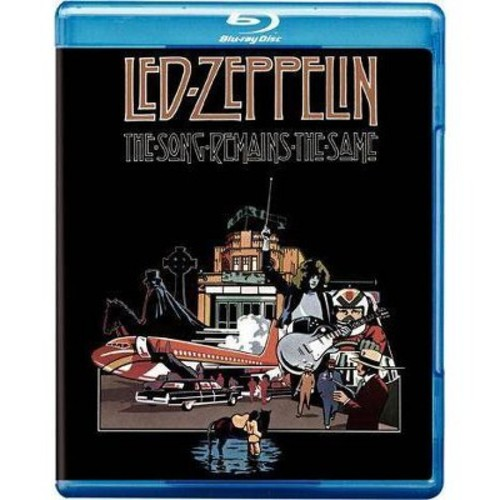Led zeppelin:Song remains the same sp (Blu-ray)
