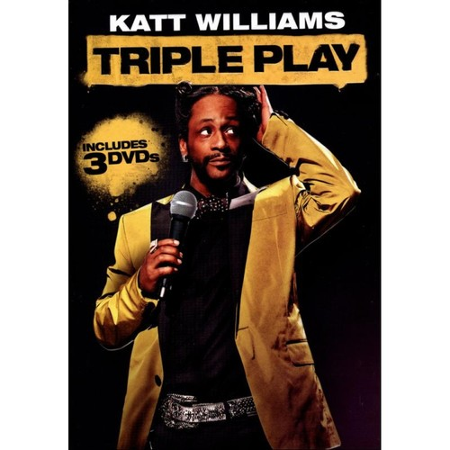 Katt Williams: The Katt Pack [3 Discs] [DVD]