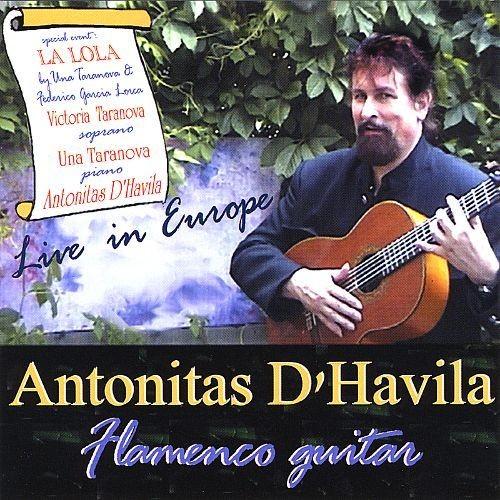Flamenco Guitar Live in Europe [CD]