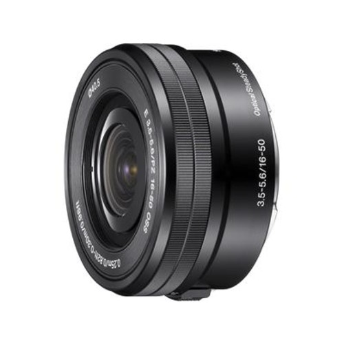 Sony SELP1650 16-50mm f/3.5-5.6 OSS Wide-angle zoom lens for APS-C sensor Sony E-mount mirrorless cameras