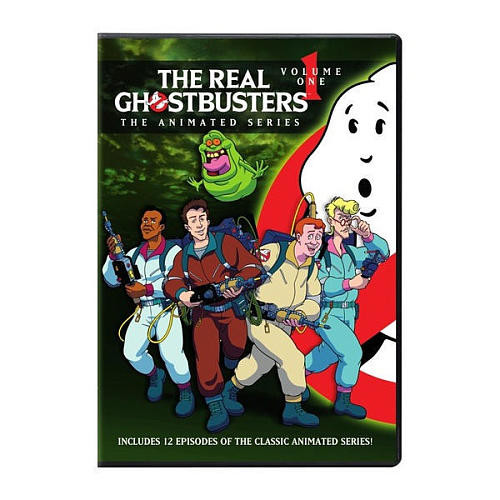 The Real Ghostbusters: The Animated Series Volume 1 DVD