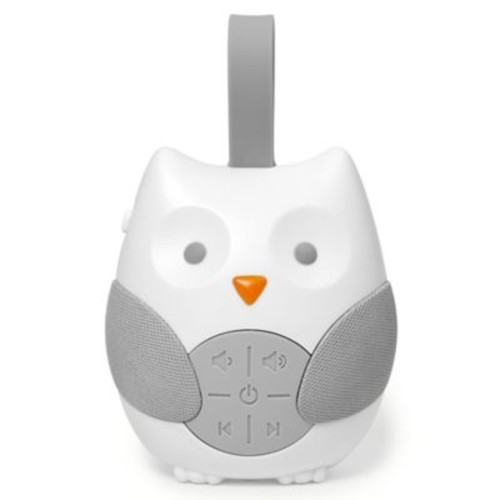 SKIP*HOP Stroll & Go Portable Owl Baby Soother