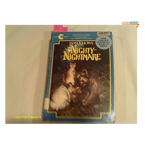 Nighty-nightmare (Bunnicula)