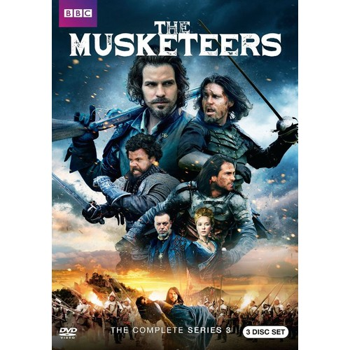 The Musketeers: Season 3 [DVD]