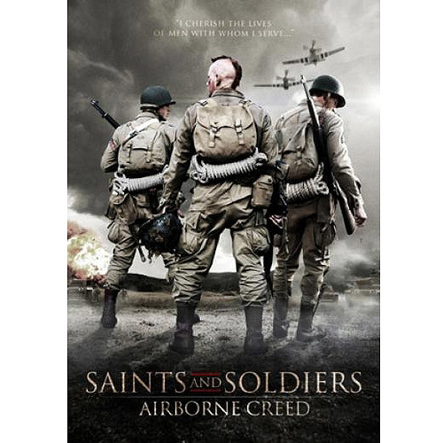 Saints and Soldiers: Airborne Creed [DVD] [2012]