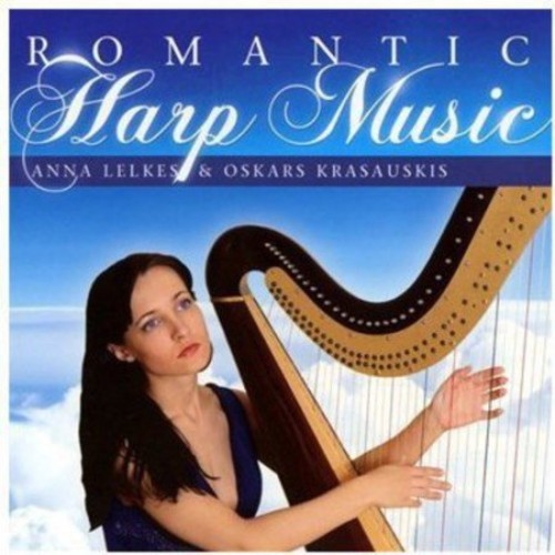 Romantic Harp Music [CD]