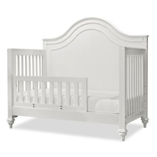 smartstuff Gabriella Toddler Bed Rail Kit in White