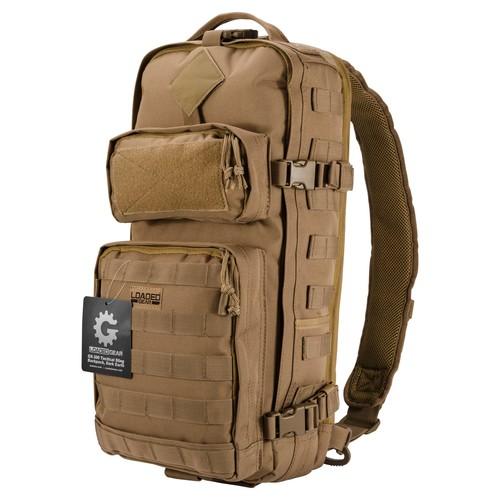 Barska Loaded Gear GX-300 Tactical Sling Backpack [Black]