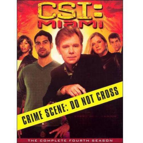 CSI: Miami...