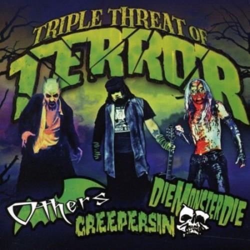 Triple Threat of Terror [CD]