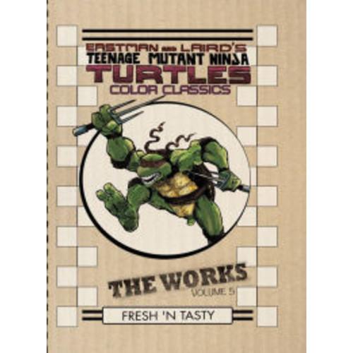 Teenage Mutant Ninja Turtles: The Works, Volume 5