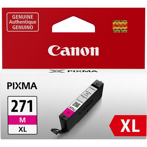 Canon - CLI-271XL High-Yield Ink Cartridge - Magenta