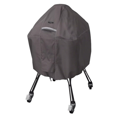 Classic Accessories Ravenna Kamado Ceramic Grill Cover - Premium Outdoor Grill Cover with Durable and Water Resistant Fabric, X-Large (55-322-055101-EC)