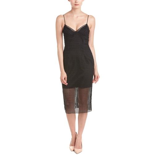 NICHOLAS Lace Sheath Dress