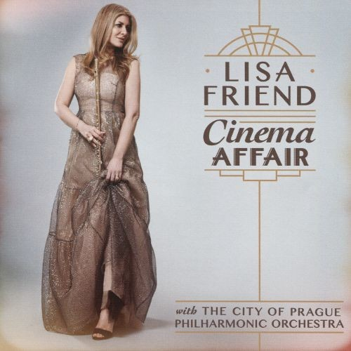 Lisa Friend - Cinema Affair (CD)