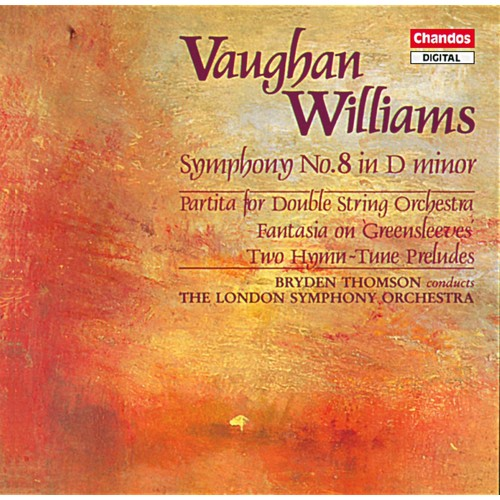 Thomson/London Symphony Orchestra - Vaughan Williams:Sym. 8