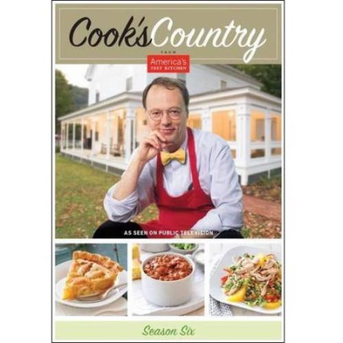 Cook's Country: Season Six [2 Discs] [DVD]