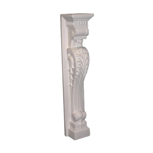 Acanthus Scroll Pilaster Corbel