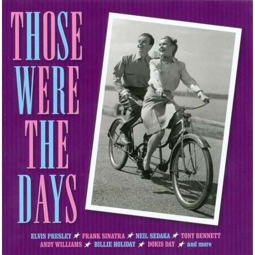 Those Were the Days [Sony] [CD]