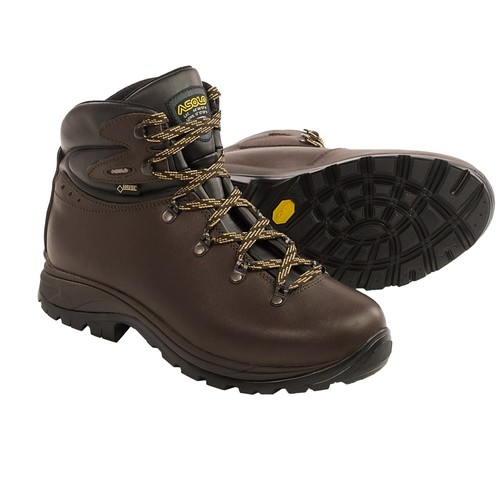 Asolo Scafell Gore-Tex Hiking Boots - Waterproof, Leather (For Men) [width: M]