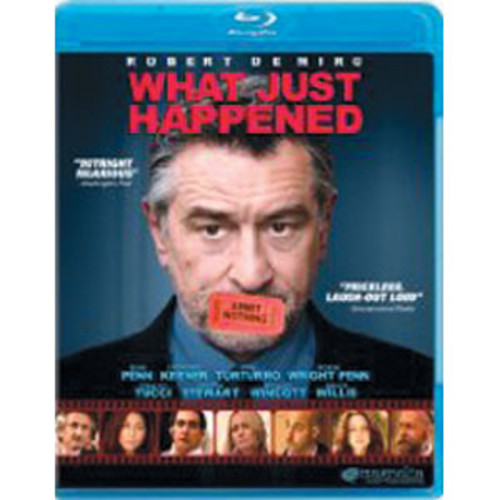What Just Happened [Blu-ray] WSE DD2/DD5.1