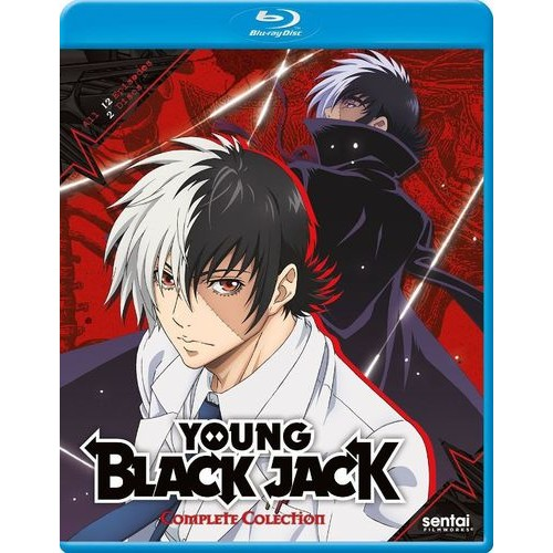 Young Black Jack: The Complete Collection [Blu-ray] [2 Discs]